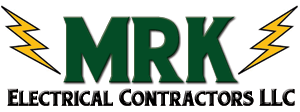 MRK Electrical Contractors Logo