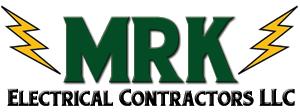 MRK Electrical Contractors Logo