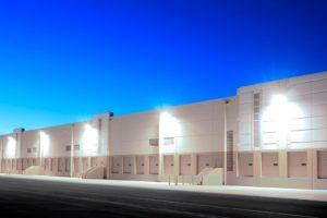 Commercial Exterior Lighting Mrk