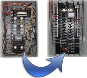 Home Electrical Panel Upgrade